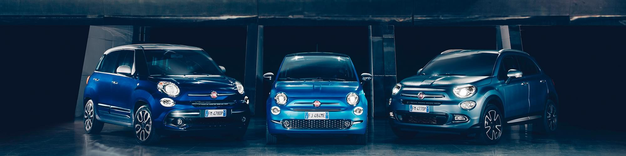 Fiat Mirror Sondermodelle mit Android Auto und Apple CarPlay