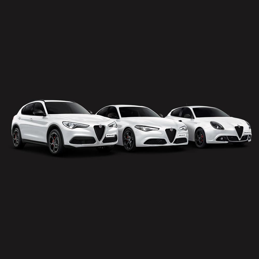 Alfa Romeo Flotte