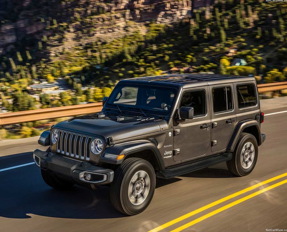 Jeep Wrangler Unlimited Neuwagen