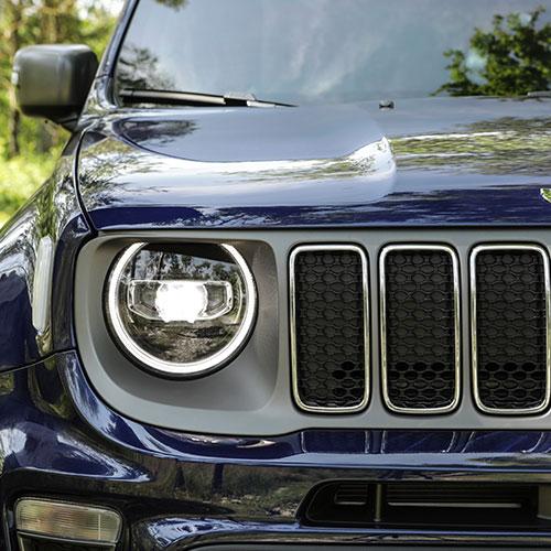 Jeep Renegade Limited LED Paket in unserem Angebot schon enthalten