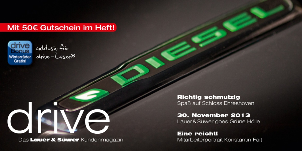 drive - Herbst 2013
