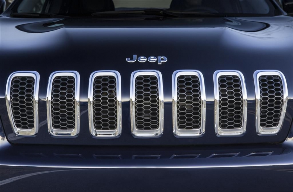 ...coming soon: New Jeep Cherokee MJ 2014
