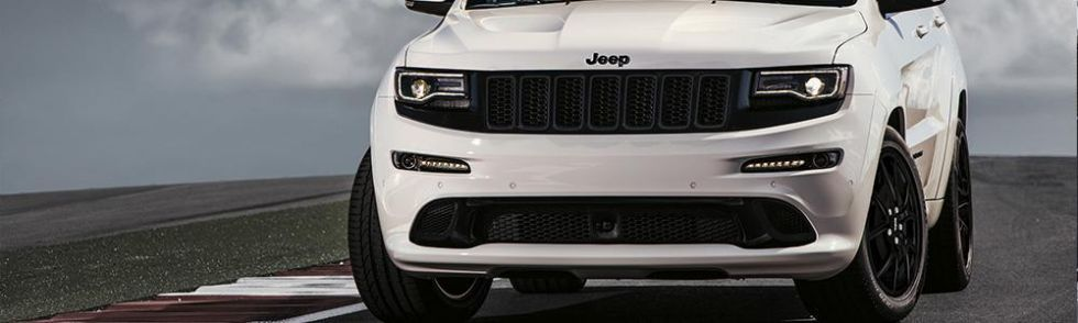 Jeep Grand Cherokee SRT Night Sondermodell