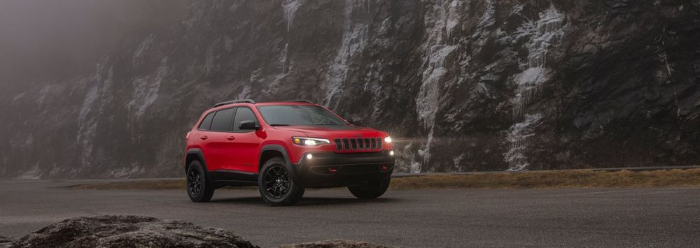 Jeep Cherokee Reloaded – News von der Detroit Auto Show