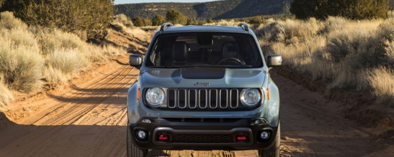 Jeep Renegade Open Day am 11. Oktober 2014