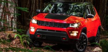 Neuer Jeep Compass 2017