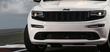 Jeep Grand Cherokee SRT Night Sondermodell